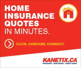 home insurance quotes canada property insurance deal