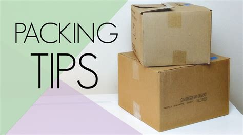 packing and moving tips efficient packing tips for moving your home transco