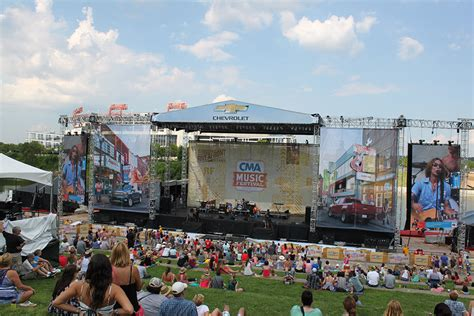 country music events nashville cma music festival in nashville trick roper