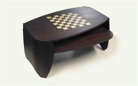 Table Basse échiquier by Meuble Sign 233 Portfolio Tag Atelier Helbecque 94 Ile