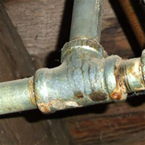 Steel Pipe Plumbing by Pipe Repair Replacement Dallas Metro Al S Plumbing