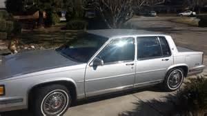 1988 Cadillac Sedan 1988 Cadillac Exterior Pictures Cargurus