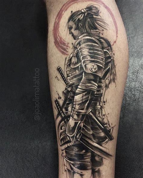 tattoo oriental samurai e gueixa samurai tattoo blackwork and trash polka by jo 227 o lima