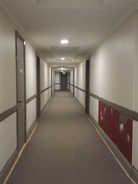apartment hallway half million dollar facelift multiply divide