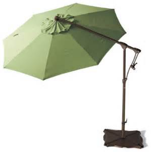 Side Patio Umbrella by Side Mount Cantilever Patio Umbrella Traditional