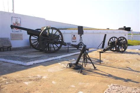 french 75 gun museu do combatente updated 2018 top tips before you go