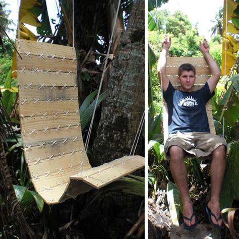 diy wooden tree swing 10 diy adorable tree swings