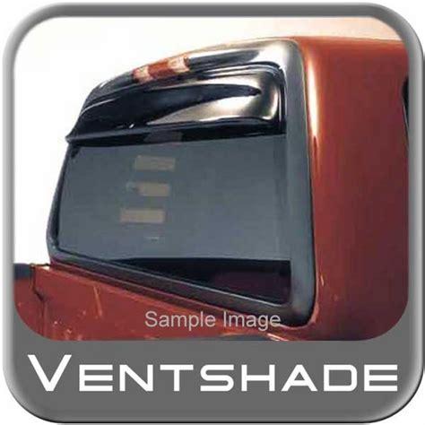 how it works cars 1999 ford f350 windshield wipe control 1999 2015 ford f350 truck rear window sun deflector sunflector dark smoke acrylic auto ventshade