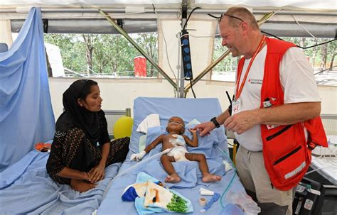 healthcare access and conditions in refugee cs photos life inside cox s bazar s sprawling rohingya