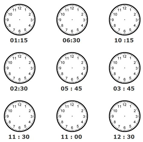 clock worksheets by the minute drawn clock hand worksheet pencil and in color drawn