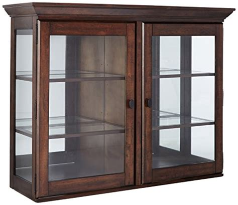 larchmont burnished dark brown dining room buffet d442 80 signature design by ashley d442 81 larchmont collection