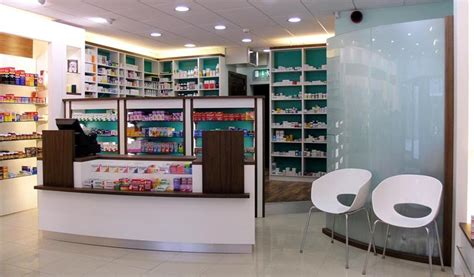 Create House Plans Pharmacy Store Design