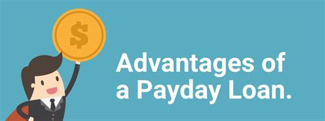 the advantages and disadvantages of payday loans payday or loans with no bank account needed