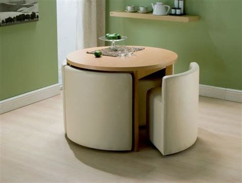 Breakfast Table Kitchen Home Interiors Best Space Saving Smart Space Saving Interior Designs That Will Make You Say Wow