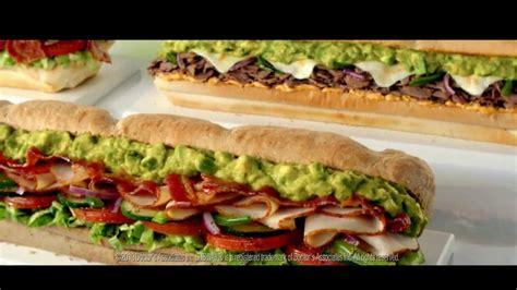 subway commercial actress guacamole subway avocado tv commercial the lone ranger ispot tv
