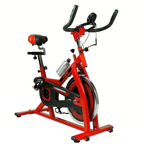 indoor bike new xspec pro stationary upright exercise bike indoor