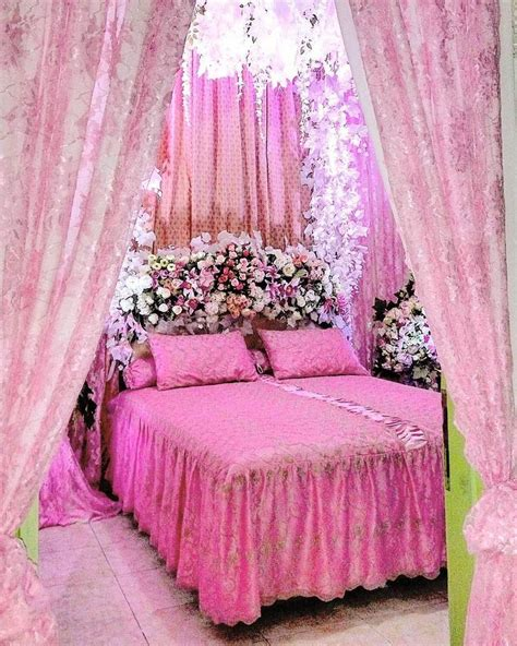 Lu Kamar Tidur Romantis 37 dekorasi kamar pengantin sederhana yang romantis 2018
