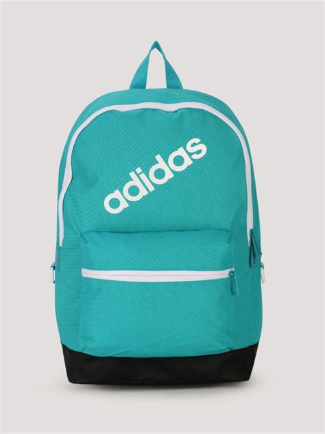 Adidas Daily Backpack buy adidas neo daily backpack with contrast zip and name detailing for s blue multi
