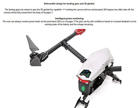 Drone Voyager 3 drone walkera voyager 3 quadricopt 232 re rtf drone pas cher