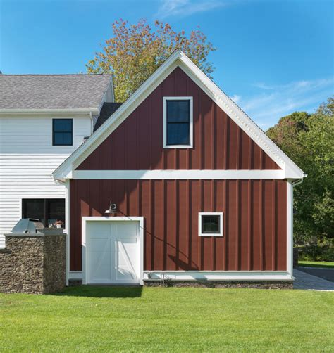 t111 siding exterior traditional with board and batten