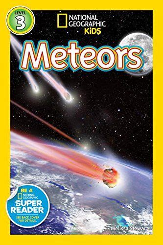 libro meteors national geographic readers 78 best national geographic kids images on