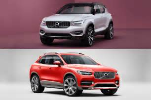 Volvo Crossover Volvo Xc40 Small Crossover Who Designed It Better