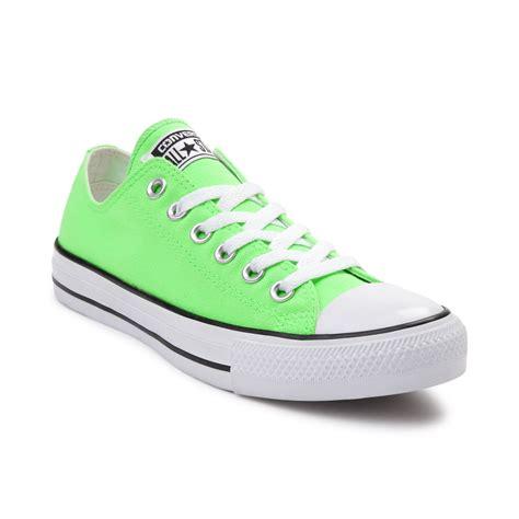 chucks shoes for converse chuck all lo neon sneaker green