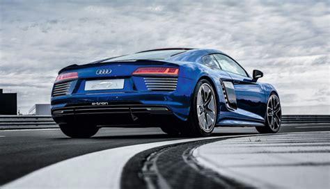 Audi Sportwagen by Elektroauto Sportwagen Audi R8 E Wird Eingestellt