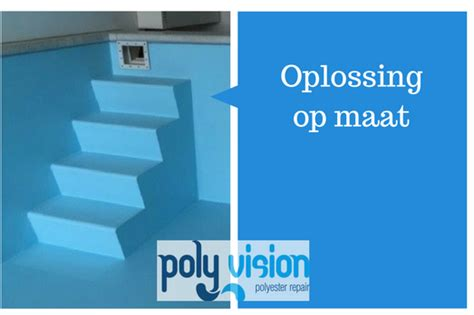 onderhoud polyester boot home polyester reparatie en zwembadrenovatie