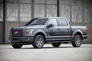 Ford Trucks 2016 2016 Ford F 150 Gets New Appearance Packages Picture