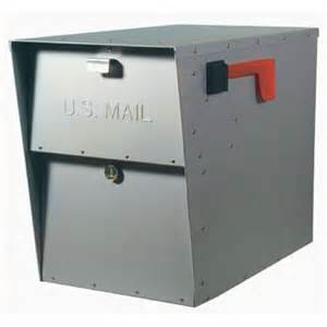 Mailbox Pedestal Private Locking Mailboxes Residential With Pedestal Usps