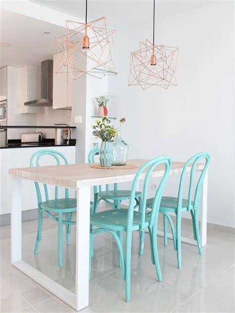 lo b 225 sico para decorar una cocina r 250 stica casa y color m 225 s de 25 ideas fant 225 sticas sobre sillas de cocina en