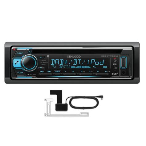 Kenwood Cd Mp3 Usb kenwood kdc bt710dab dab radio ipod iphone usb car stereo