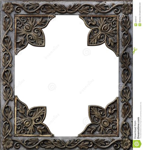 design metal frame decor metal picture frames for photo frame design and