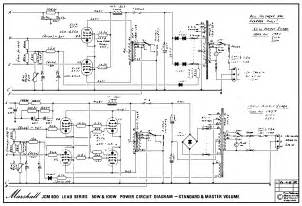 jcm 800 schematic question ultimate guitar