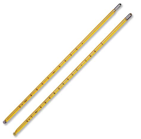 Thermometer Astm astm thermometers yellow back 42cy