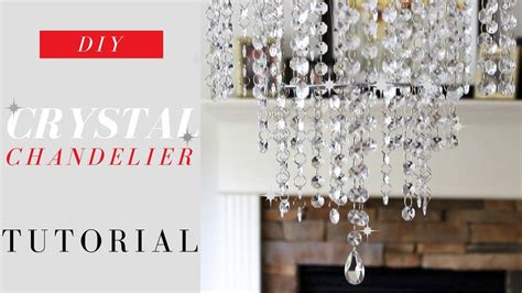 Add Value To Your Home Using Ceiling Chandelier Lights Warisan Lighting Diy Chandelier Tutorial Elegance For Only 20
