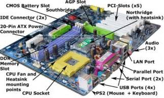 Please note that they are different types of motherboards this are