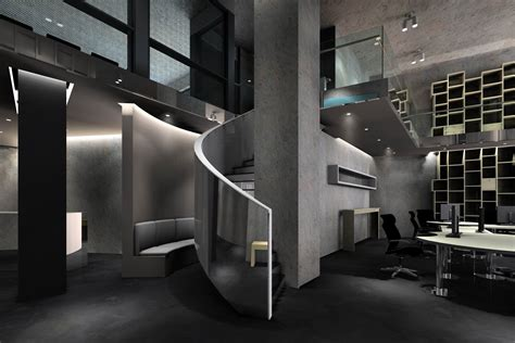 high end bad designs new look of high end office interior ds max with
