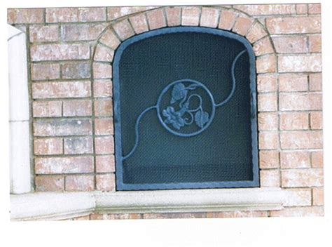 see dangerous offensive images cracked brick back fireplace