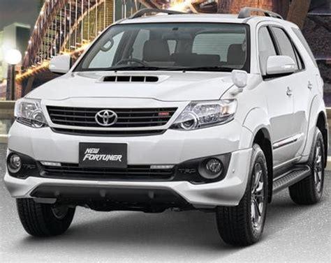 Lu Mobil Fortuner Update Daftar Harga Mobil Toyota Fortuner Terbaru 2014