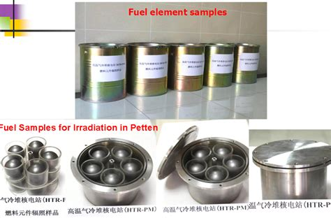 pebble bed reactor htr pm high temperature pebble bed module reactor status