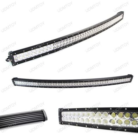 Ford Raptor Led Light Bar 50 Quot Curved 288w High Power Led Light Bar For Ford F 150 Raptor Svt