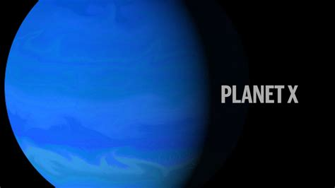 The Planet astronomers say a neptune sized planet lurks beyond pluto