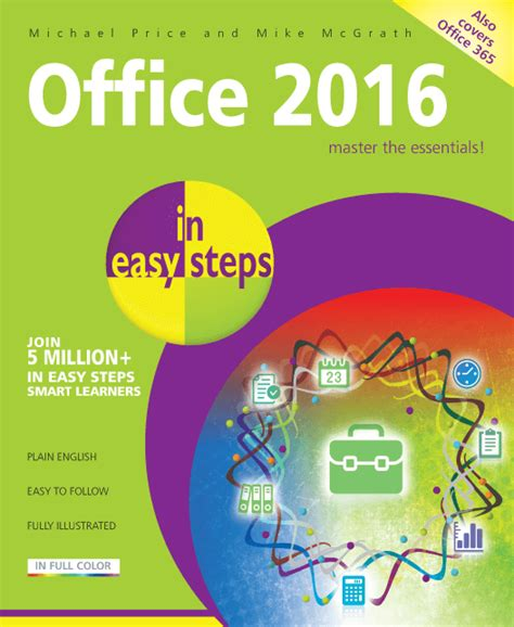 access 2016 in easy steps books in easy steps office 2016 in easy steps in easy steps