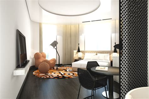 Chanel Inspired Room by Singapore Hotel Unveils Chanel And Warhol Inspired Rooms
