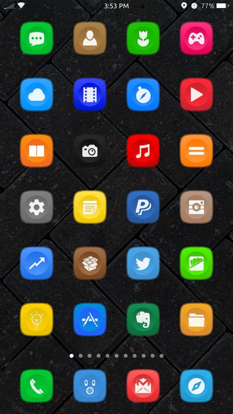 Themes For Iphone 6 2015 | tổng hợp 10 winterboard theme đẹp cho iphone ios 8