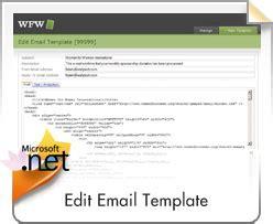 email template editor wafy technologies portfolio net
