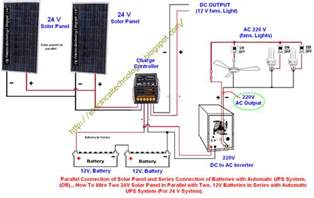 wiring 12v solar system pics about space