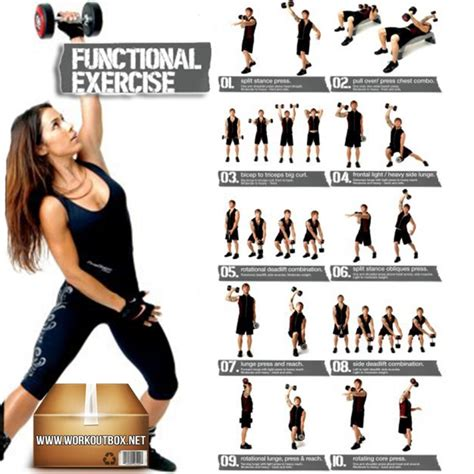 dumbbell exercises for and functional healthy